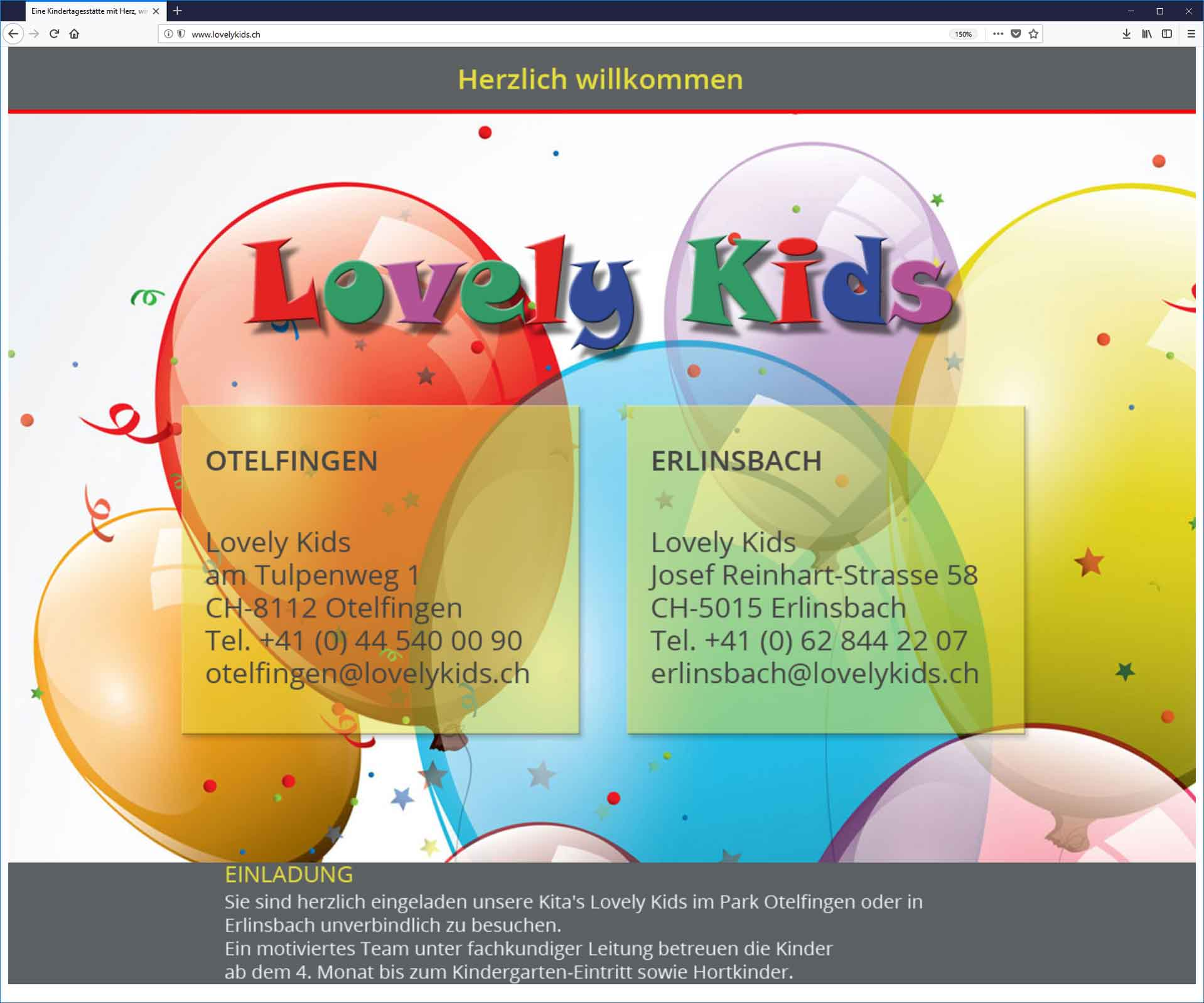 Lovely Kids - Kindertagesstätte
